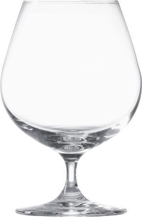 KONJAKSGLAS - klar, Klassisk, glas (9/13.5cm) - Leonardo