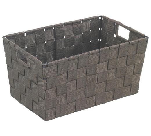 KORB - Braun, Basics, Kunststoff (30/20/15cm)