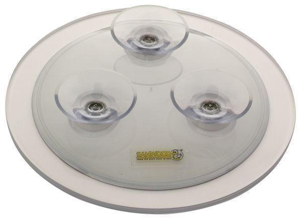 KOSMETIKSPIEGEL - Design, Glas/Kunststoff (16cm) - CELINA