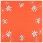TISCHDECKE 85/85 cm - Rot/Weiß, KONVENTIONELL, Textil (85/85cm) - Esposa