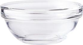 SCHÜSSEL 10,5 cm - Klar/Transparent, Basics, Glas (10,5cm) - Homeware