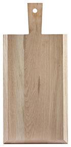 SERVÍROVACÍ PRKÉNKO - barvy dubu, Basics, dřevo (45/21/1,8cm) - Homeware Profession.
