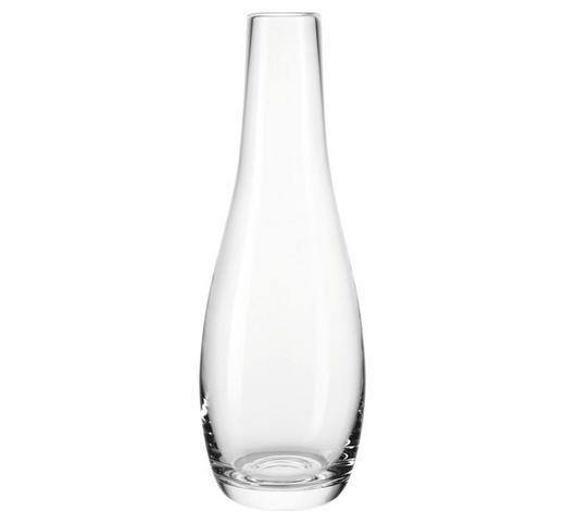 VASE 32 cm  - Klar, Basics, Glas (32/12/11cm) - Leonardo
