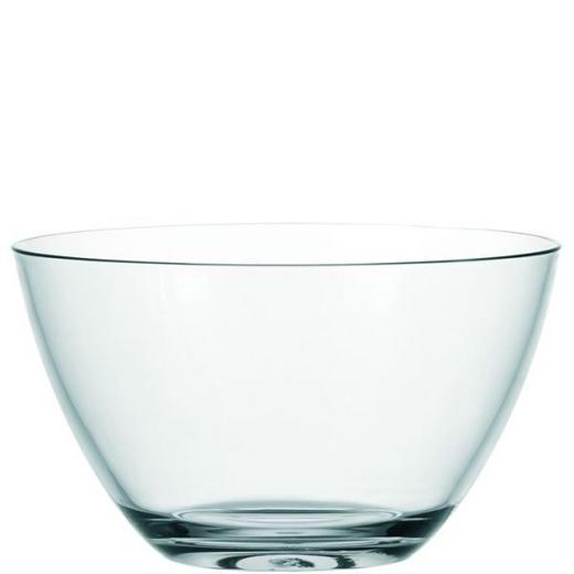 SCHALE Glas - Klar, Basics, Glas (28/15.5/28cm) - Leonardo