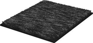 BADTEPPICH  Anthrazit, Grau, Silberfarben  60/60 cm     - Anthrazit/Silberfarben, KONVENTIONELL, Kunststoff/Textil (60/60cm) - Esposa