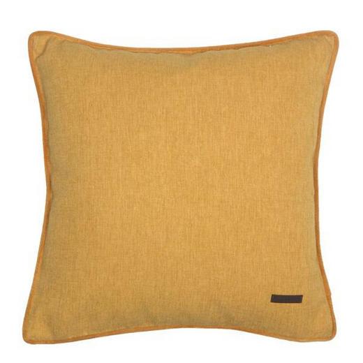 KISSENHÜLLE Gelb 38/38 cm - Gelb, Basics, Textil (38/38cm) - Esprit