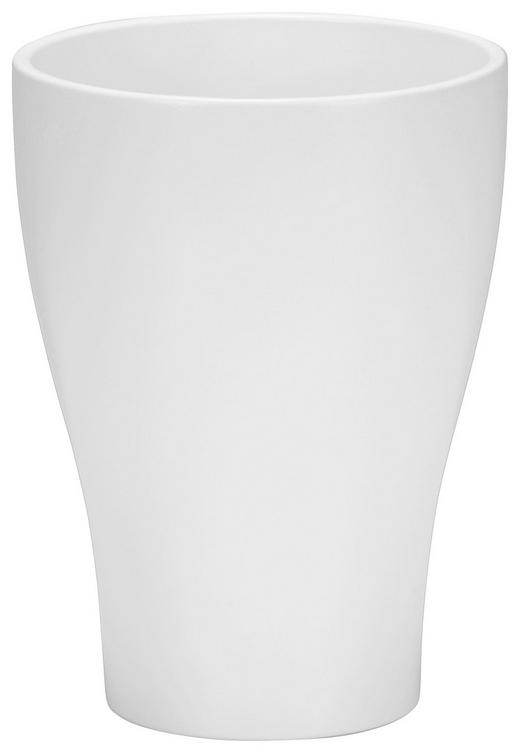 ÜBERTOPF - Weiß, Basics, Keramik (10/10/13cm)