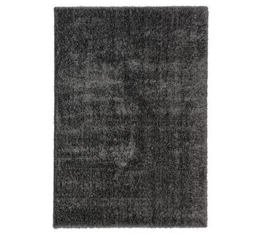 WEBTEPPICH  80/150 cm  Anthrazit   - Anthrazit, Basics, Textil (80/150cm) - Novel
