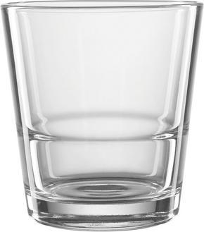 WHISKYGLAS - klar, Basics, glas (8,50/9,00cm) - Leonardo