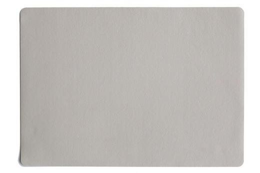 TISCHSET - Hellgrau, Basics, Kunststoff (46/33cm) - ASA