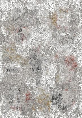 VÄVD MATTA - multicolor, Design, textil (80/150cm) - Dieter Knoll