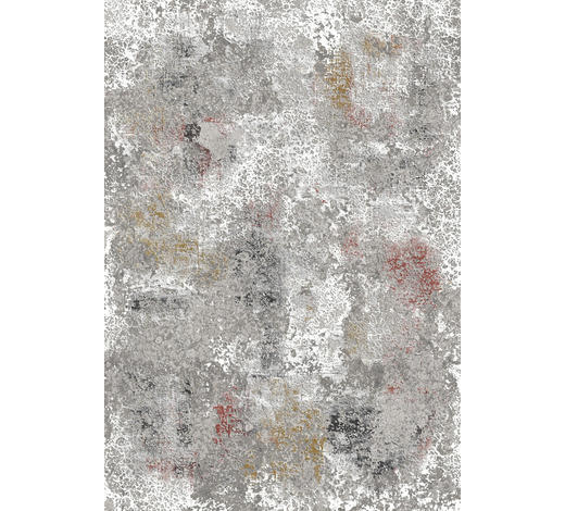 WEBTEPPICH - Multicolor, Design, Textil (80/150cm) - Dieter Knoll