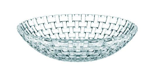 SCHALE Glas - Klar, Basics, Glas (30cm) - NACHTMANN