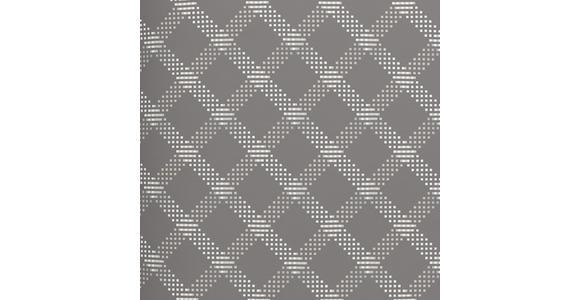 Bettwäsche Adelheid 140/200cm - Taupe/Blau, KONVENTIONELL, Textil (140/200cm) - Ombra