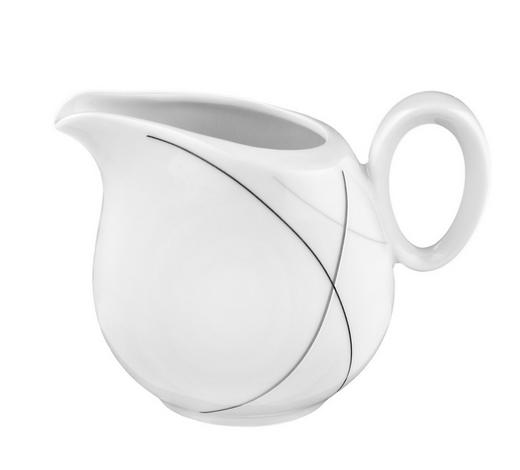 MILCHKÄNNCHEN 230 ml - Weiß, Basics, Keramik (0,23l) - Seltmann Weiden