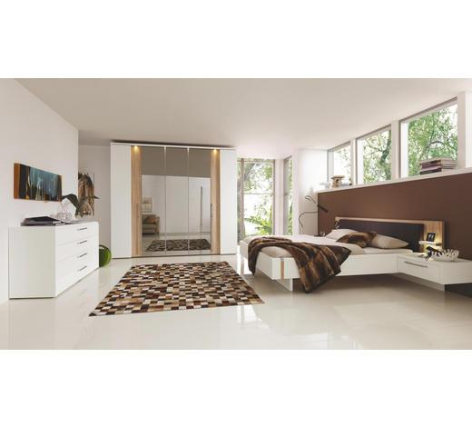 SCHLAFZIMMER Braun Sonoma Eiche Weiß Online Kaufen XXXLutz - Schlafzimmer braun weiß