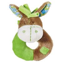 CHRASTÍTKO - zelená, Basics, textil (14cm) - My Baby Lou