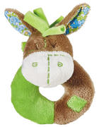ROPOTULJICA DIEGO - zelena, Basics, tekstil (14cm) - My Baby Lou