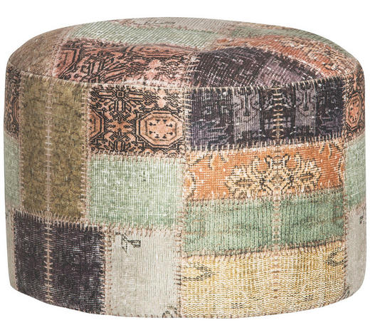 SITZWÜRFEL in - Multicolor, Design, Textil (50/30cm)