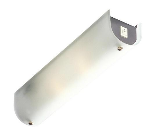 SVJETILJKA ZIDNA - Konvencionalno, staklo/metal (35/7/7,5cm)
