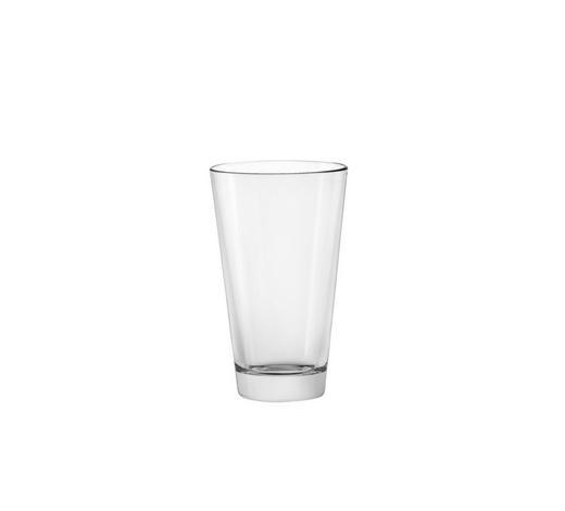 SKLENIČKA LONG DRINK - čiré, Basics, sklo (8/13/8cm) - Leonardo