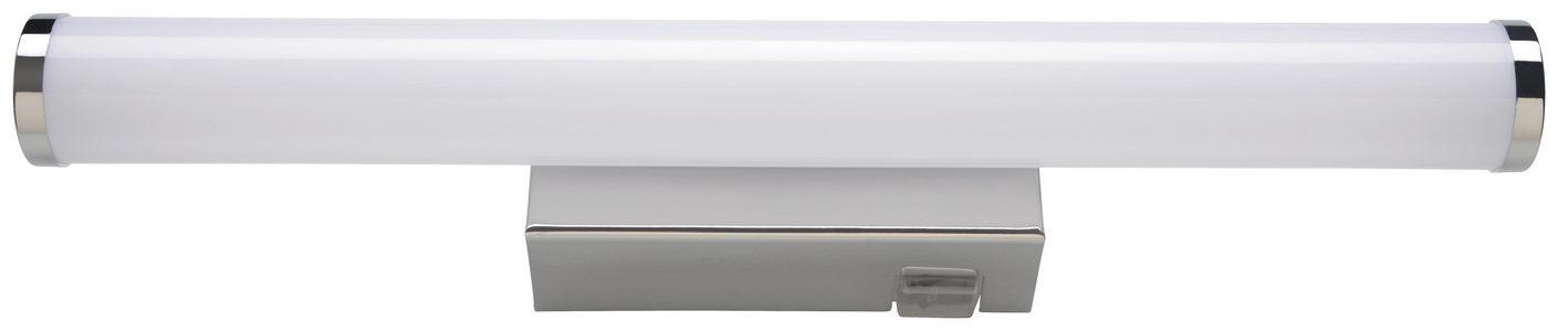 ZIDNA LED LAMPA - Bela, Konvencionalno, Plastika (40/6,5/8,5cm) - Celina