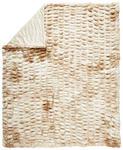 FELLDECKE 150/200 cm Naturfarben, Beige  - Beige/Naturfarben, Basics, Textil (150/200cm) - Novel