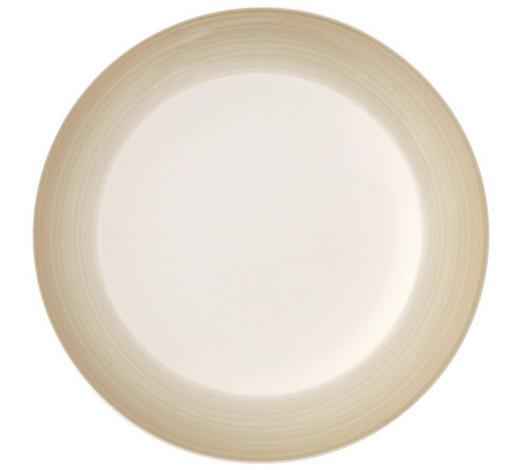 SPEISETELLER  - Beige/Creme, KONVENTIONELL, Keramik (27cm) - Villeroy & Boch