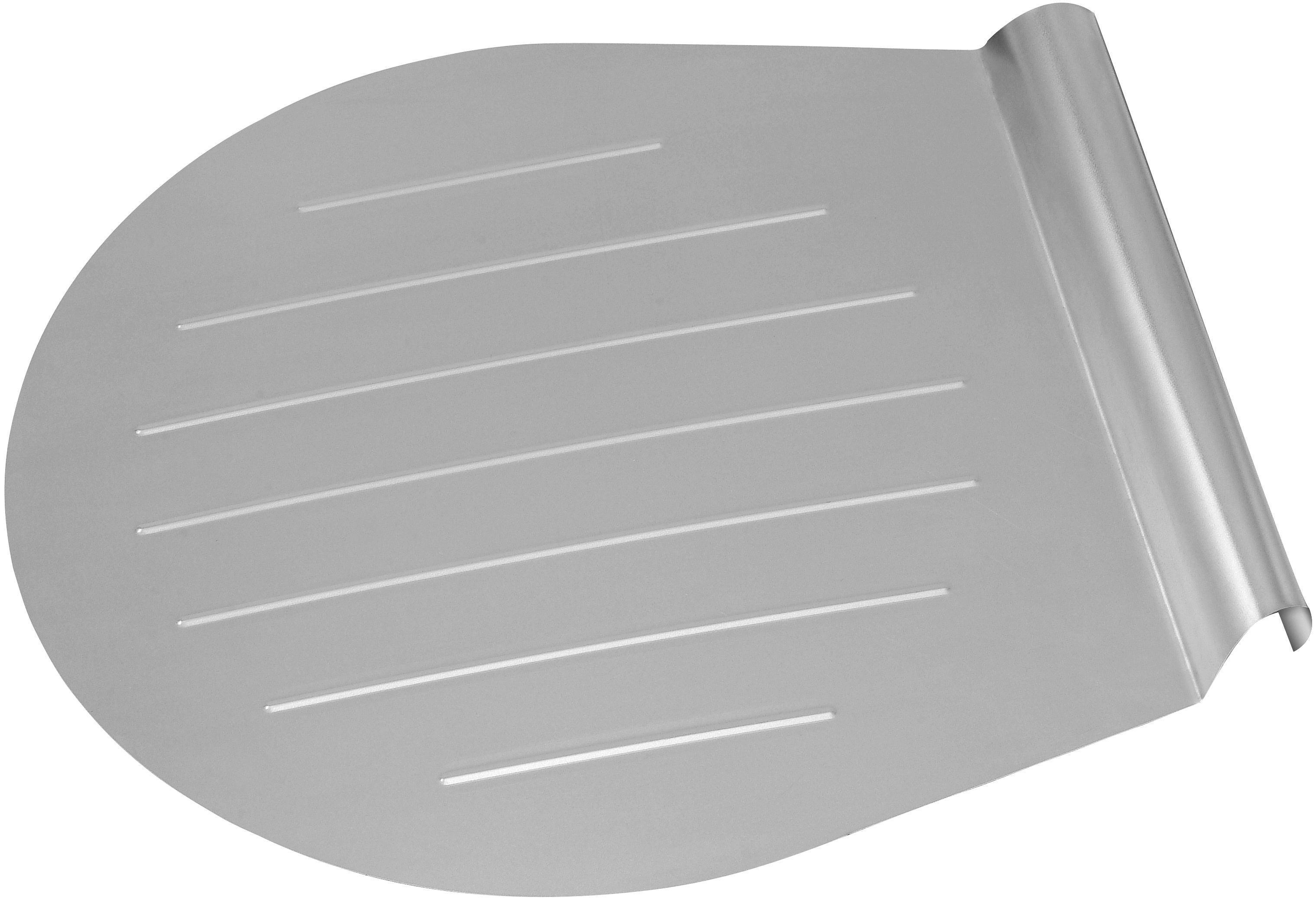 TORTENPLATTE - Silberfarben, Metall (28/30cm)