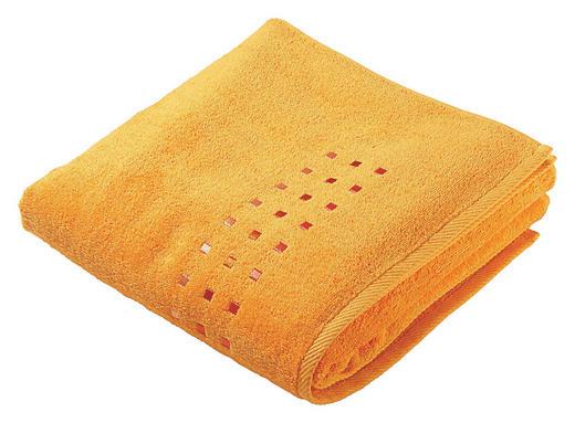 DUSCHTUCH 70/140 cm - Orange, KONVENTIONELL, Textil (70/140cm) - ESPOSA