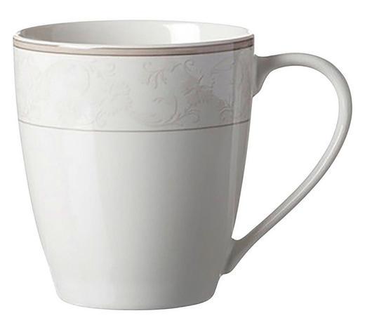 HRNEK NA KÁVU, porcelán (fine china) - béžová, Konvenční, keramika (0,35l) - Ritzenhoff Breker