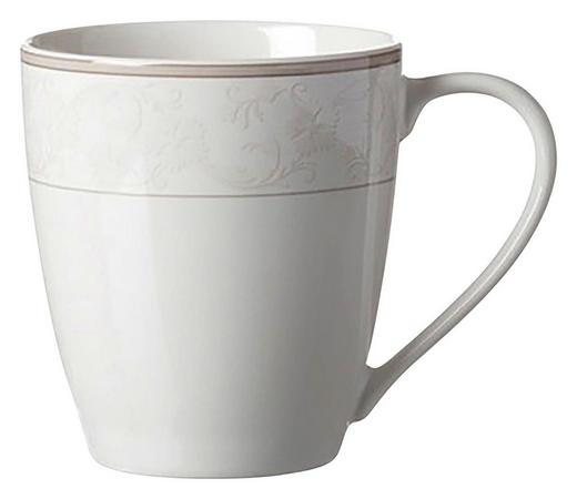 KAFFEEBECHER - Beige, Basics, Keramik (0,35l) - Ritzenhoff Breker