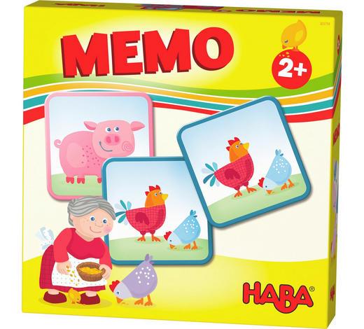 Memory Bauernhof - Multicolor, Basics - Haba