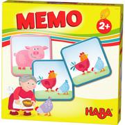 MEMORY - Multicolor, Basics - Haba