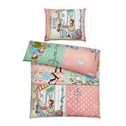 KINDERBETTWÄSCHE 140/200 cm - Multicolor, KONVENTIONELL, Textil (140/200cm) - ESPOSA
