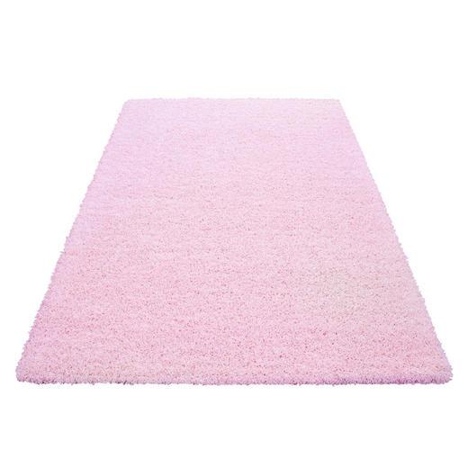 HOCHFLORTEPPICH - Pink, Trend, Textil (160/230cm) - Novel