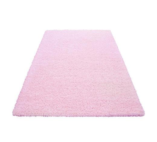 HOCHFLORTEPPICH - Pink, Trend, Textil (240/340cm)