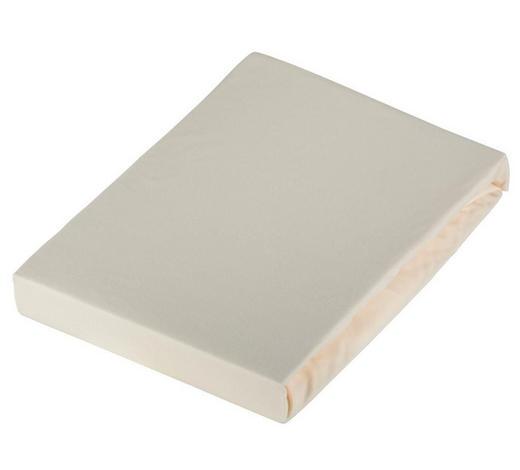 SPANNLEINTUCH 100/200 cm - Creme, Basics, Textil (100/200cm) - Novel