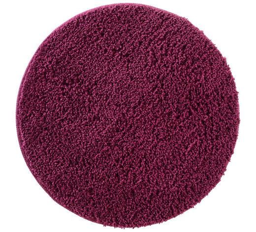 PŘEDLOŽKA KOUPELNOVÁ, fialová - fialová, Basics, textil/přírodní materiály (60cm) - Esposa