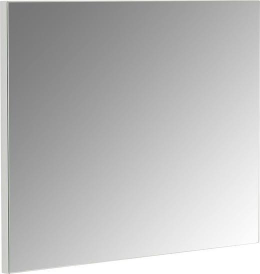 Klappe für Schuhschrank - Design, Glas (52/42cm) - Xora