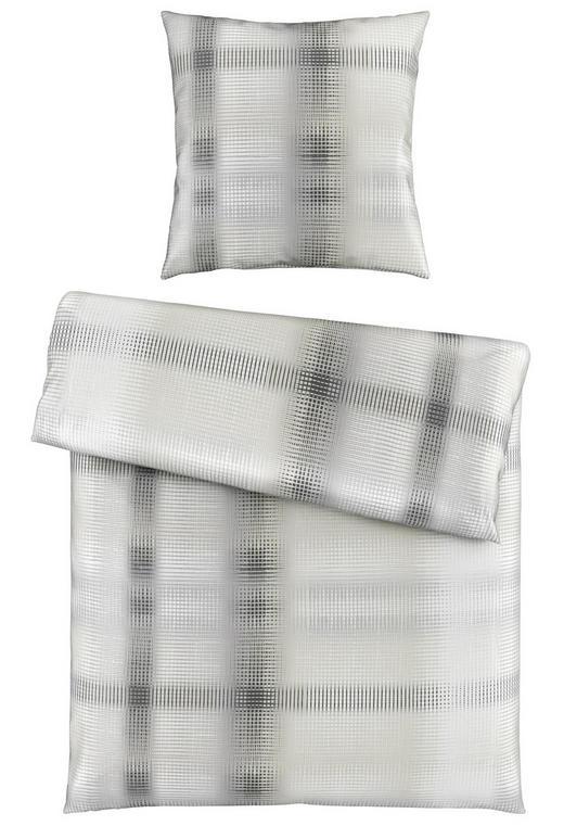 BETTWÄSCHE Satin Anthrazit 135/200 cm - Anthrazit, LIFESTYLE, Textil (135/200cm) - Novel