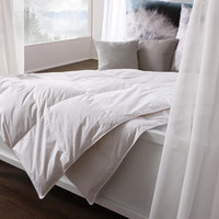 DAUNENDECKE  200/200 cm   - Weiß, Textil (200/200cm) - Sleeptex
