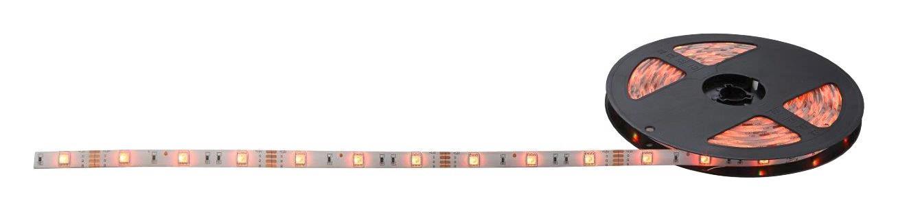 LED PÁSKA - průhledná, Basics, kov/umělá hmota (500cm) - BOXXX