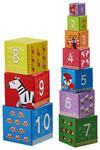 LERNSPIEL - Multicolor, Basics, Karton (13,5/13,5/13,5cm) - My Baby Lou