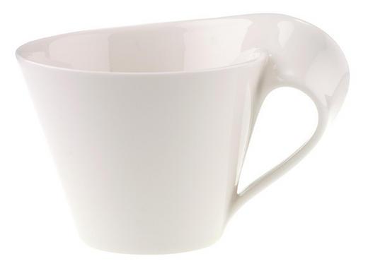 KAFFEETASSE 400 ml - Weiß, Design, Keramik (0,4l) - Villeroy & Boch