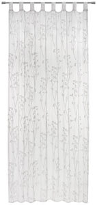 HÄLLBANDSLÄNGD - vit, Trend, textil (140/245cm) - Boxxx