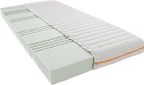 KALLSKUMSMADRASS - vit, Basics, textil (140/200cm) - Sleeptex