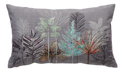 ZIERKISSEN 30/50 cm  - Grau, KONVENTIONELL, Textil (30/50cm) - Esposa