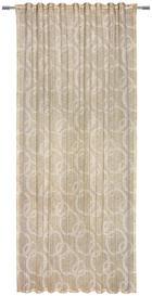 GOTOVA ZAVJESA - prirodne boje, Konvencionalno, tekstil (140/245cm) - Esposa