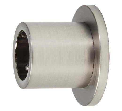 NÁSTĚNNÉ LOŽISKO - barvy nerez oceli, Basics, kov (2/3.5cm) - Homeware